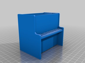 Piano Pencil Holder
