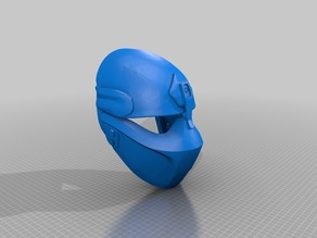 Alpha Force Mask ( Payday 2)