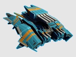 Planetary annihilation titans_ARES ROLLING FORTRESS