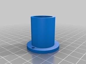 Lithophane Lamp G9 Socket Adapter