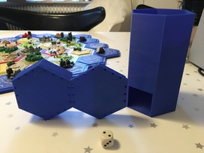 DIcetower for Catan