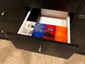 Ikea Kallax Drawer Inserts
