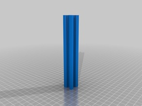 profile 20x20 / 20x40 + corner / straight interconnect