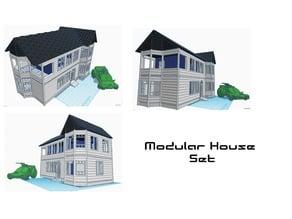Modular House Set