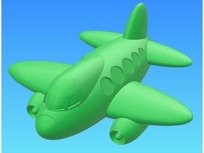 Chubby Plane