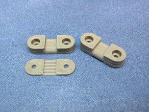 Mendel Mono/Tricolor Y-Frog belt clamps