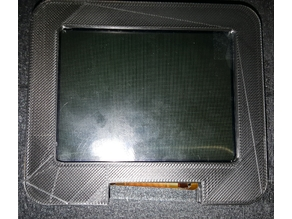 "Cases For Adafruit NTSC/PAL (Television) TFT Display - 3.5"" Diagonal"