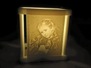 Picture (up light ) - Beauty
