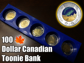 Canadian Toonie Bank