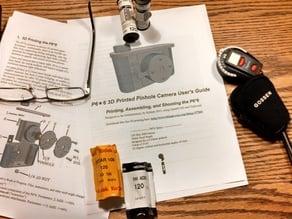 User's Guide for P6*6 Pinhole Camera
