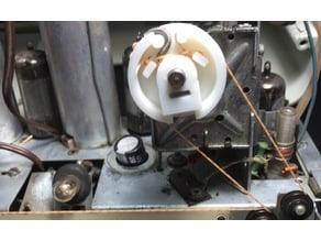Vacuum Radio Tuner Wheel