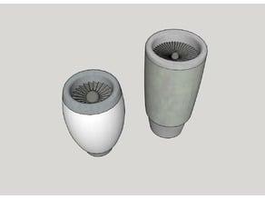 Jet Engine Mug