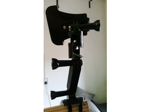 Rotary GoPro Mount