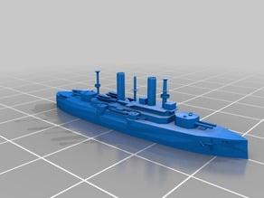 Petropavlosk Class BB 1:2400 Scale