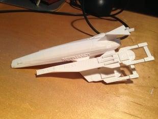 SSV Normandy SR-1 (from Mass Effect)