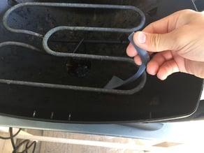 Weber Grill scrape