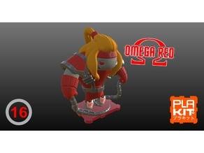 X-MEN Omega Red