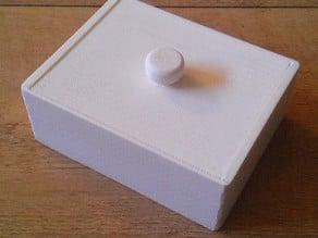 Centrifugal puzzel box