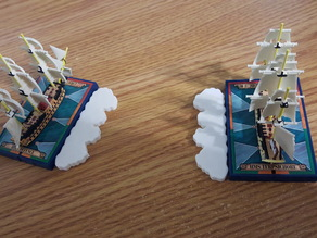 Smoke Clouds for Sails of Glory