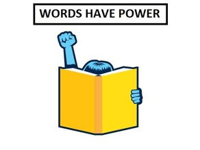 WORDS HAVE POWER - BANNED BOOKS WEEK
