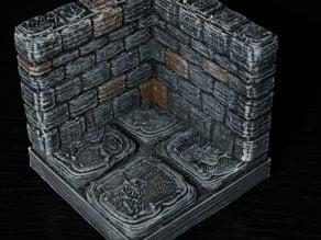 OpenForge Stone Dungeon Corner