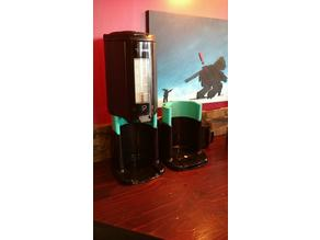 Coffee Carafe Extender