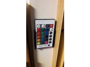RGB Led remote holder small