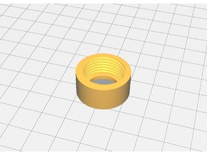 Axis 206/207 camera clamping nut
