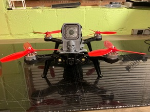 MJX bugs 8 pro with gopro session 5