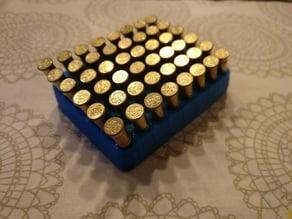 Ammo 22lr 6x8 storage