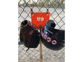 Baseball/Softball Gear Caddy