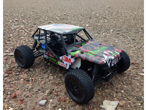 Crawler Body Mount for Absima Ab2.4 At2.4 Mt2.4
