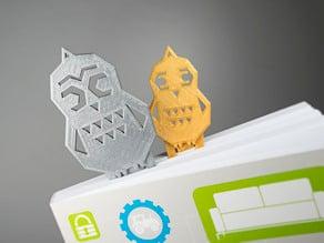 Make #16 - Book Owls