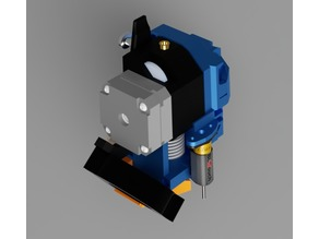 BMG Extruder Carriege DissEd-MK3 for AM8