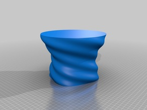 simple planter (for vase mode)