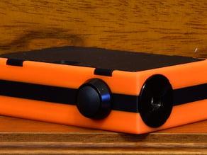 Box Mod Dual 18650 & Mosftet (Cloud Chasing)