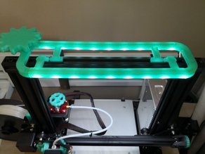 Led Ramp for Ender 3