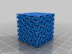 Low Poly C(Y++) surface SHELL version