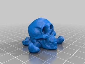 Skull & bones Keychains