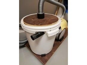 Bucket Cyclone Converter