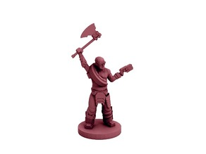 Wasteoid Scrapper (18mm scale)