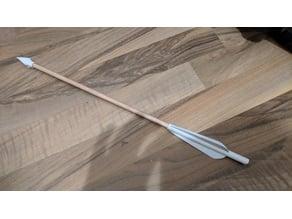 DIY Crossbow Arrow Bolt 17/20/22 (43/51/56 cm)