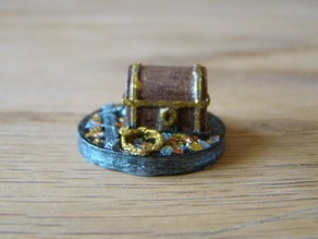 25mm Treasure Marker v2