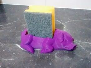 Sponge Pig