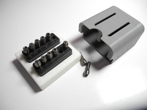 Proxxxon collet set holder