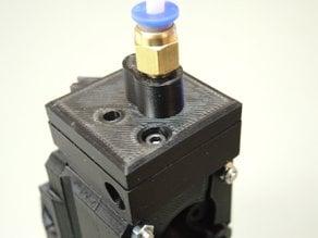 Prusa I3 MK3S R4 - Filament sensor adapter in a separate housing