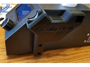 CR-10 SD Card Adapter Holder