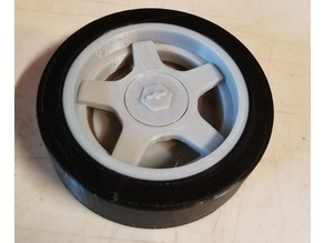 Impala SS Wheel Fidget Spinner