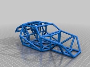 challenger tube chassis
