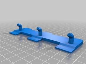 PegBoard - tray brackets